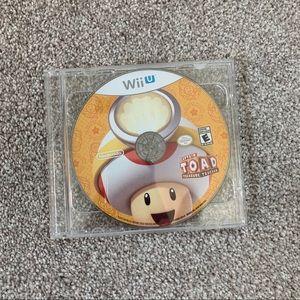 Captain Toad: Treasure Tracker WiiU